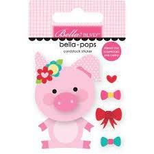 Bella Blvd. - Pretty Piggy Bella-Pops