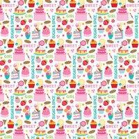 Bella Blvd. - My Candy Girl Candy Craze 12x12 Paper