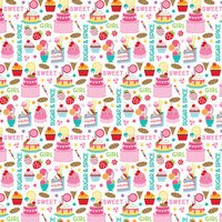 Bella Blvd. - My Candy Girl Sweet As Sugar 12x12 Paper
