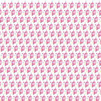 Bella Blvd. - My Candy Girl Unicorn Girl 12x12 Paper