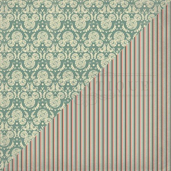 Authentique - Pasttime Three 12x12 Paper