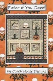Moda Enter if you Dare Quilt Kit