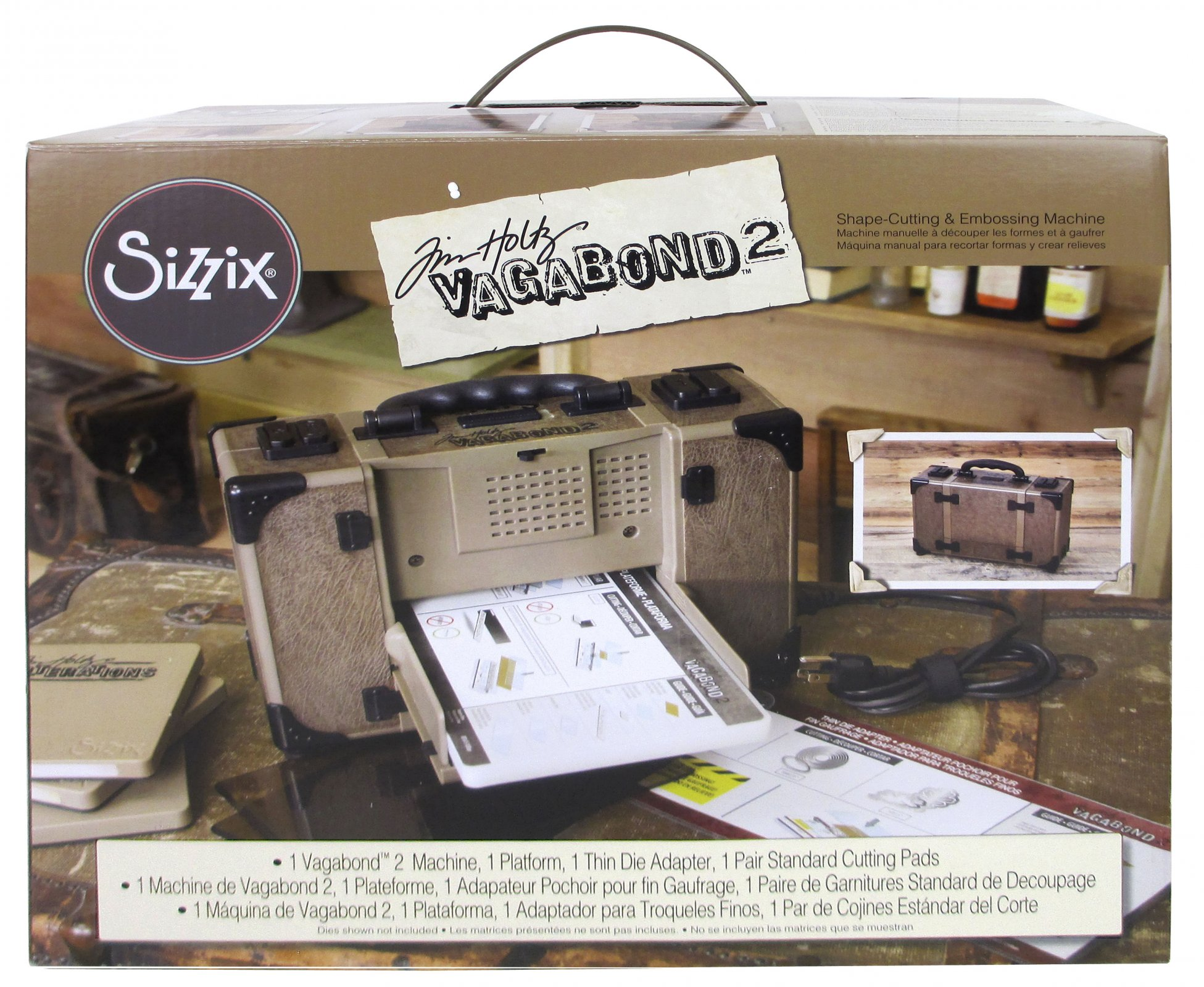 Sizzix Vagabond 2 Machine Only