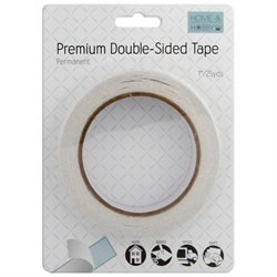 Home & Hobby 1 x 25 yd. Double Sided Tape
