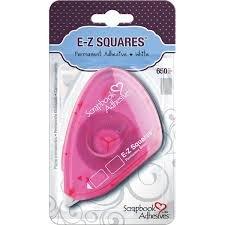 Scrapbook Adhesives - EZ Squares 650 Permanent White