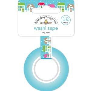 Doodlebug - Tiny Town Washi Tape