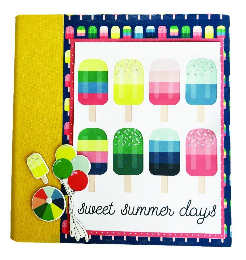 Simple Stories-Sunshine Snap Binder Kit