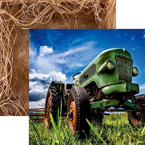 Reminisce - Farm Fresh Hey Y'all 12x12 Paper