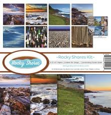 Reminisce - Rocky Shores Collection Kit