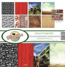 Reminisce - Farm Fresh Collection Kit