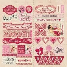 Authentique - Romance Elements 12x12