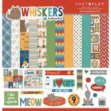 Photo Play - Whiskers Collection Pack 12x12