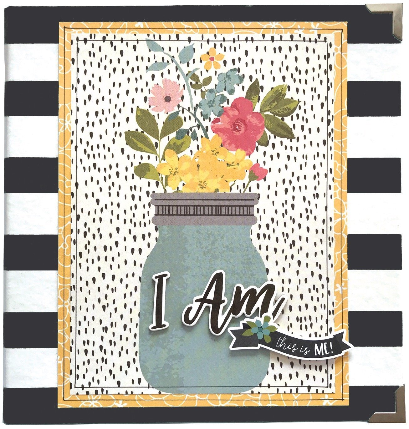 Simple Stories I am Binder Class Kit