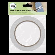 Home & Hobby 1/8 Premium Double Sided Tape 65.62 ft