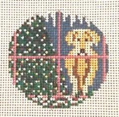 Single Lab Ornament