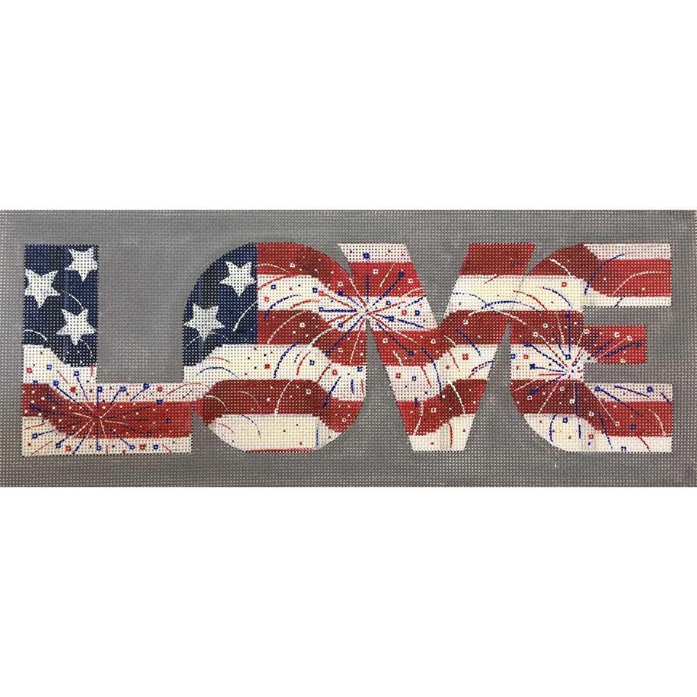 Alice Peterson Love America