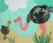 Ostrich Speak ***