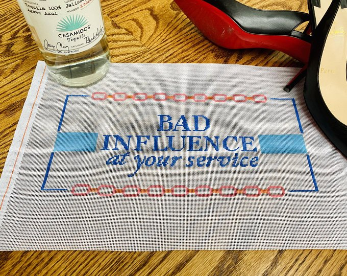 Bad Influence at Your Service