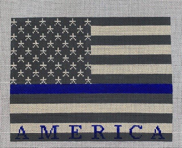 America First Responder Blue