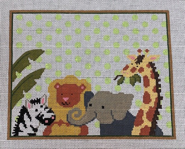Polka Dot Jungle Sampler
