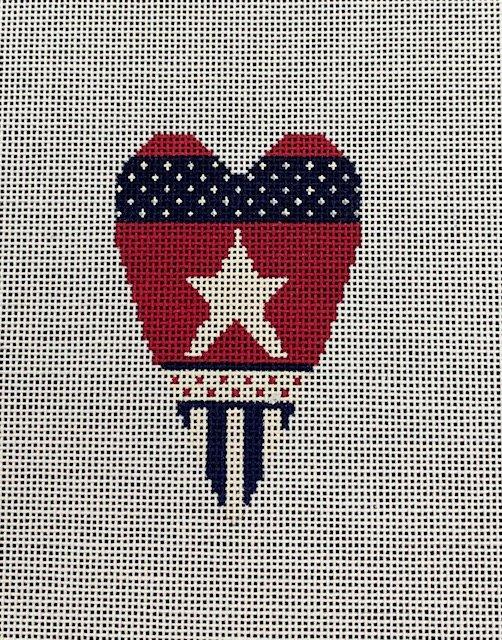 Patriotic Heart B