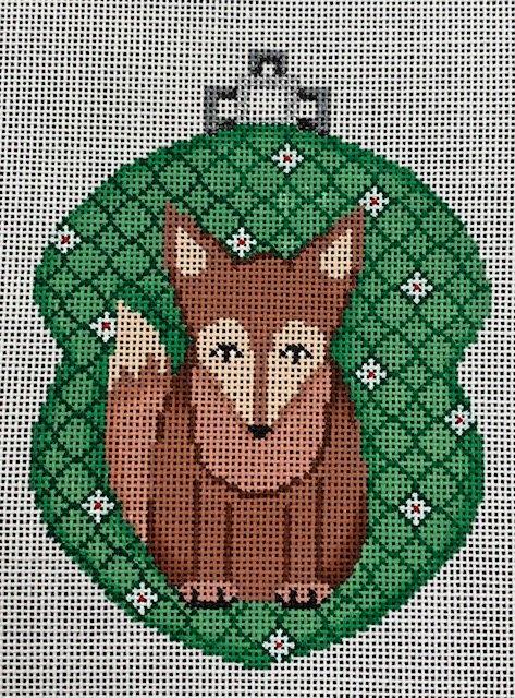 Fox on Green
