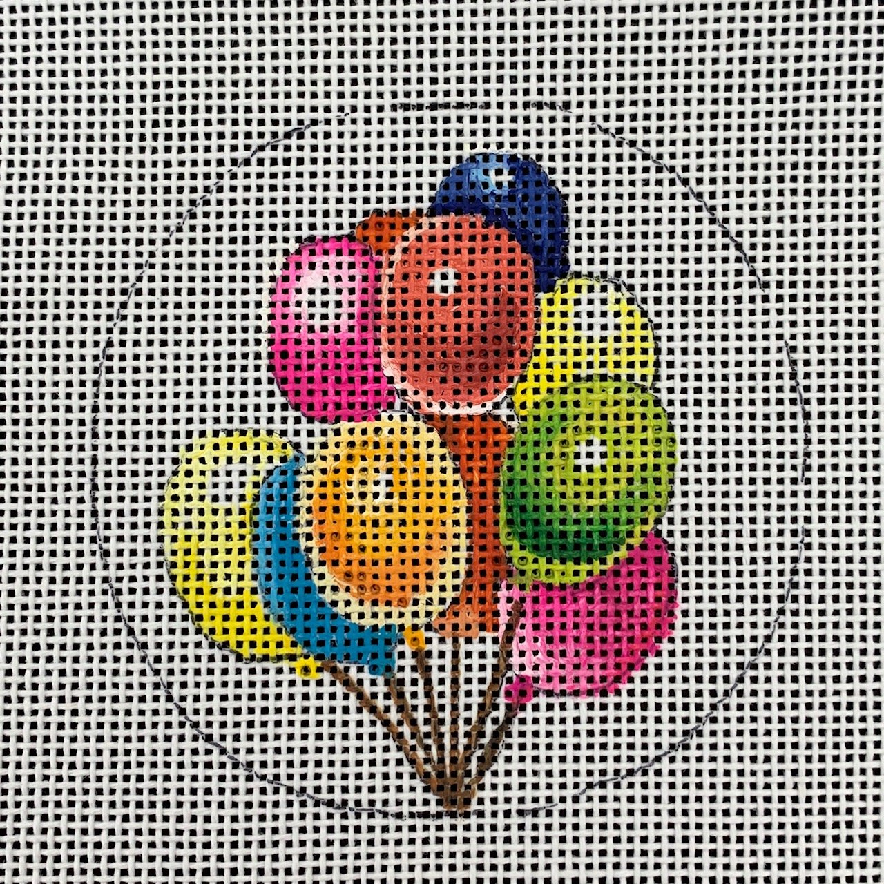 Balloons Ornament