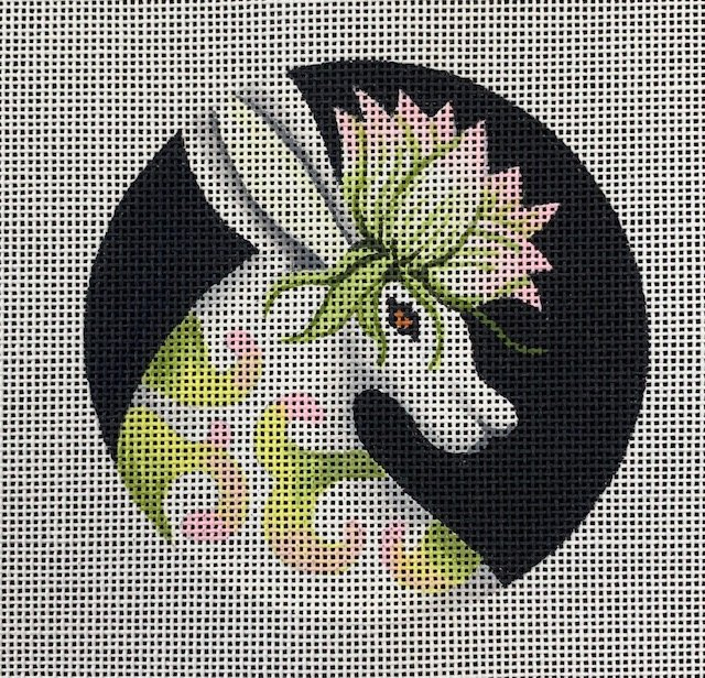 Rabbit with Lily