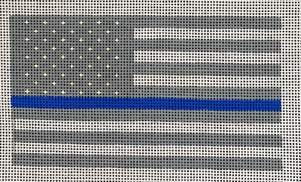 First Responder Flag - Blue
