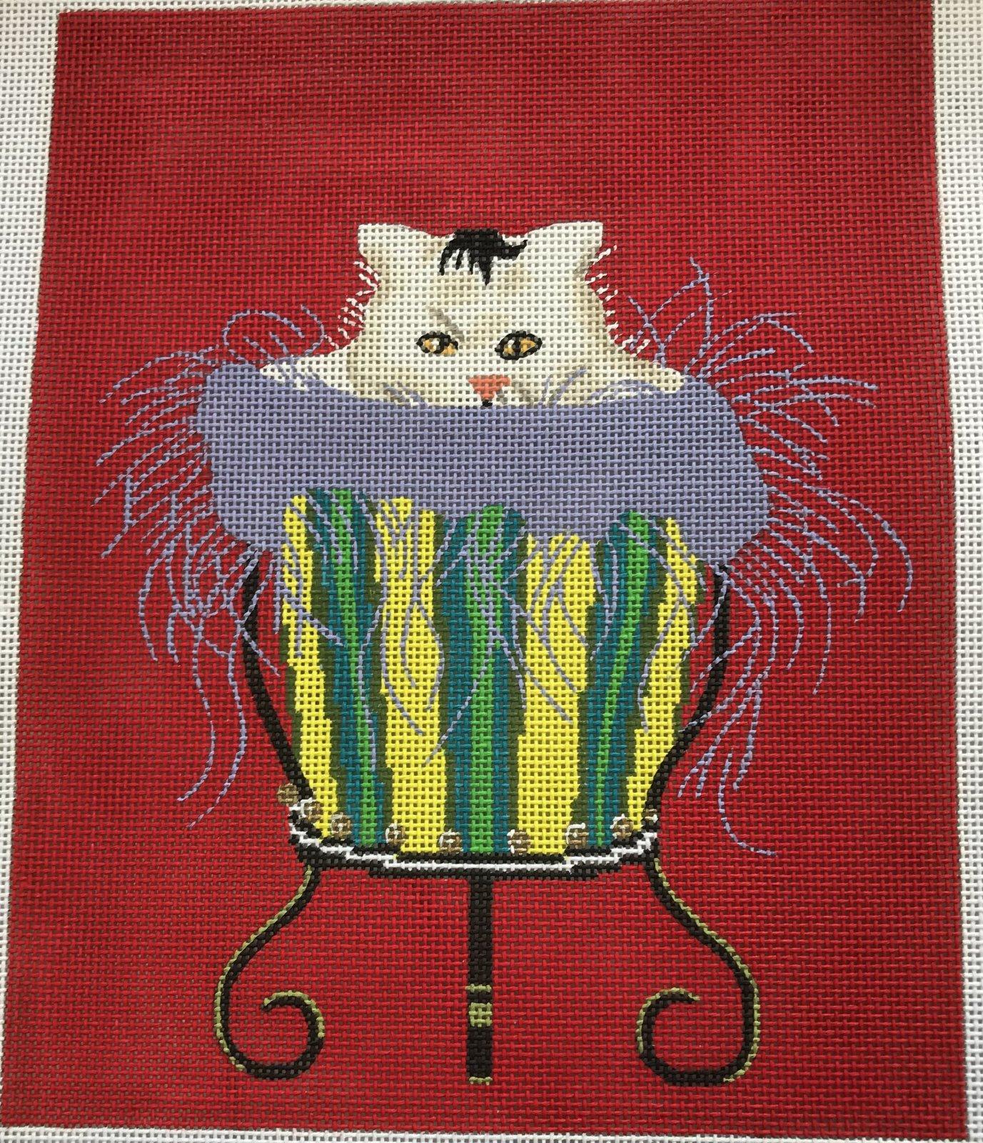 Cat in Urn