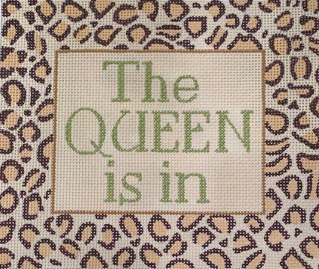 The Queen is In