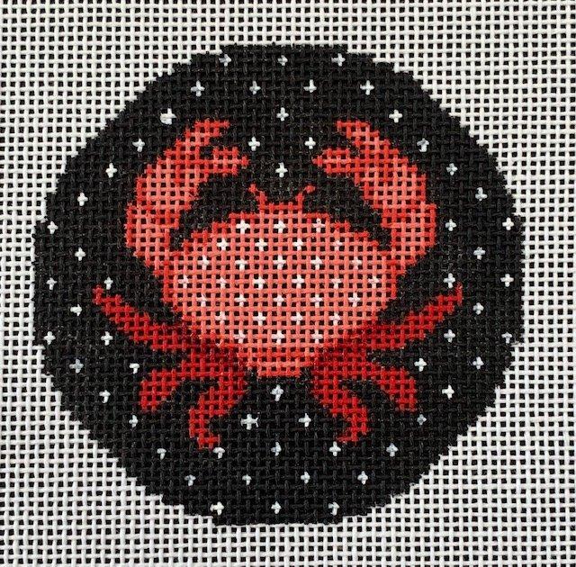 Red Crab Round