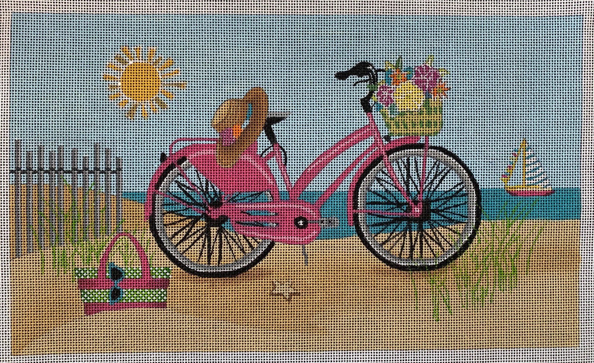 Summer Bike on the Beach