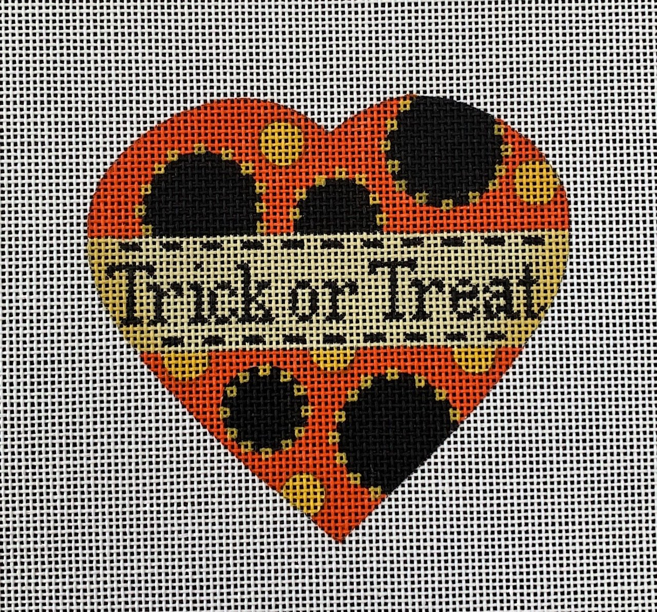 Trick or Treat  Heart
