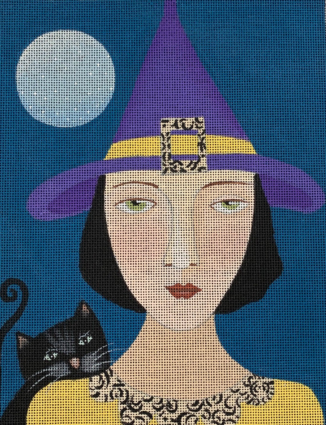 Witch Hat Lady