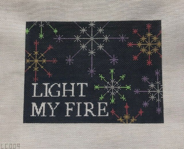 Light My Fire with Stitch Guide