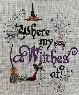 Where My Witches