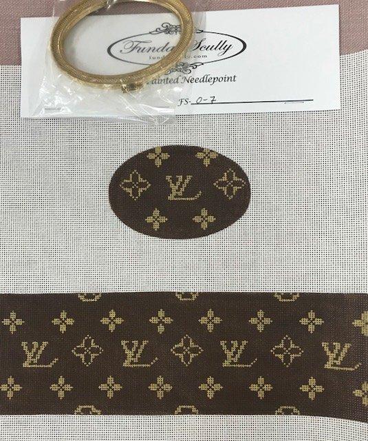 Louis Vuitton Hinged Box