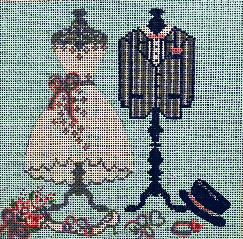 Wedding Wardrobe Dress Forms