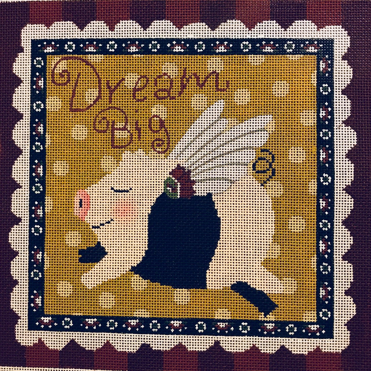 Dream Big Flying Pig