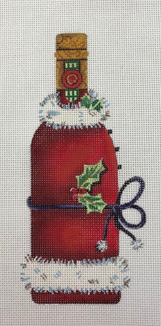 Santa Suit Bottle