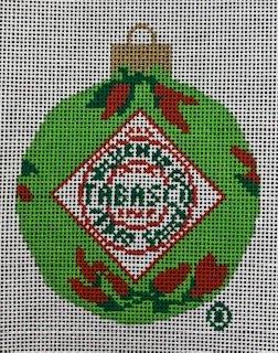 Tobasco Ball Ornament
