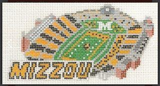 University of Missouri Mizzou Stadium