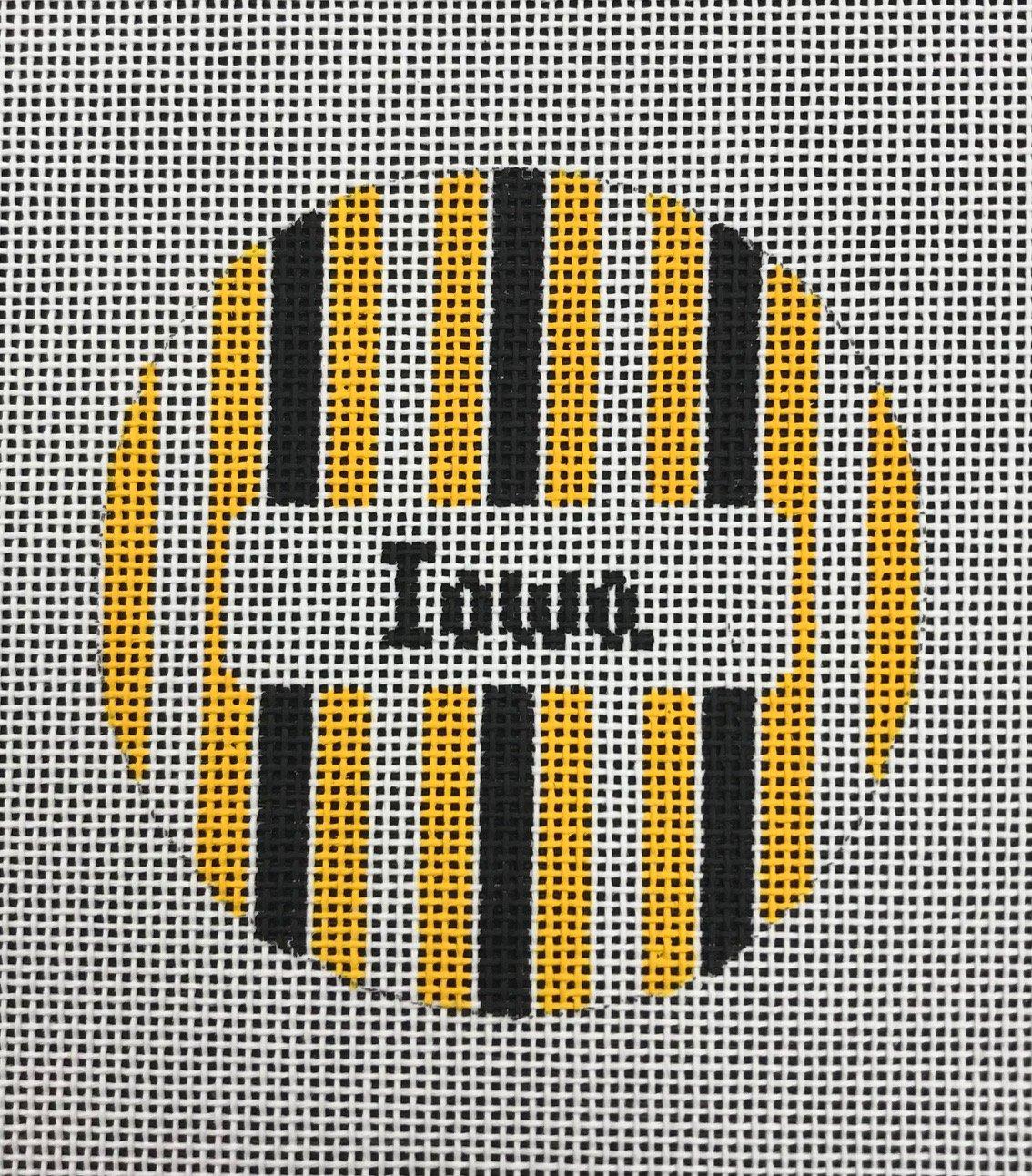 Iowa 3 Stripe
