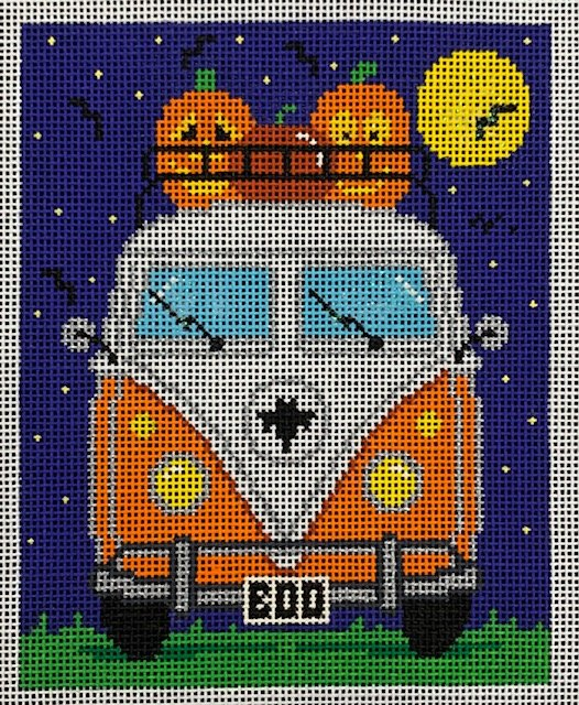 Halloween Micro Bus