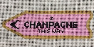 Champagne This Way - Pink