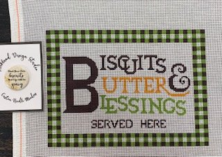 Biscuits, Butter and Blessings with Magnet