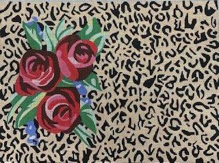 Roses & Leopard