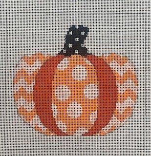Orange Patch Pumpkin