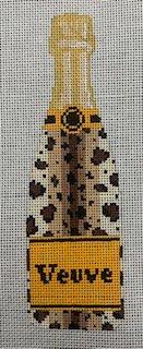 Veuve Bottle - Leopard
